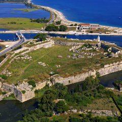 טירת אגיה מאברה (Agia Mavra)